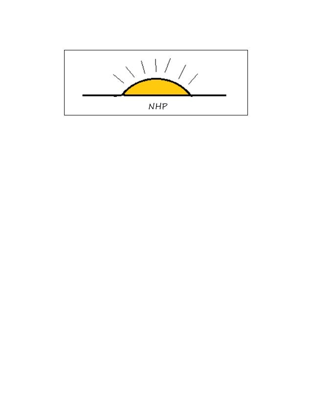 The nhp logo for blog page Slide 1