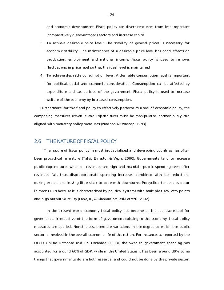 contradictory effects of monetary and fiscal The relative impact of monetary and fiscal policy on the economy is a  controversial issue among economists the classical economists (monetarists)  are of the.
