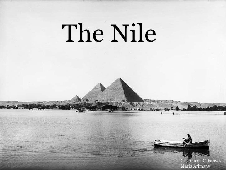 The Nile Ppt