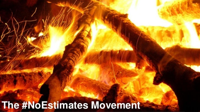The #NoEstimates Movement