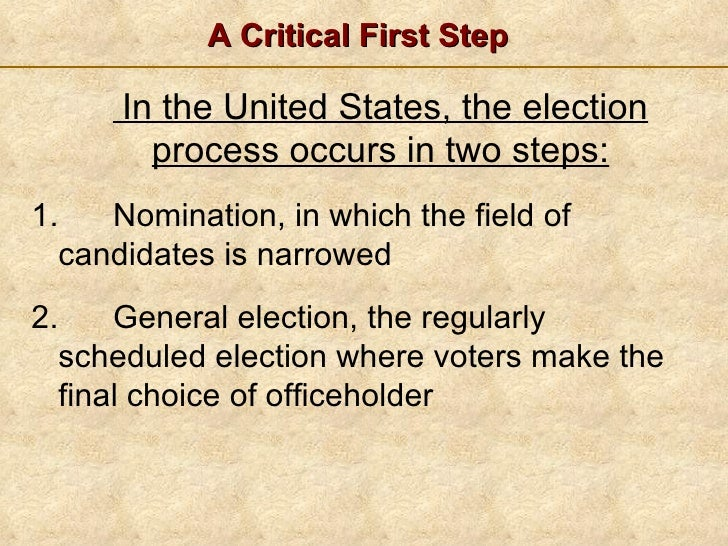 the process for nominating and electing Eligibility and procedures for running for apa president.
