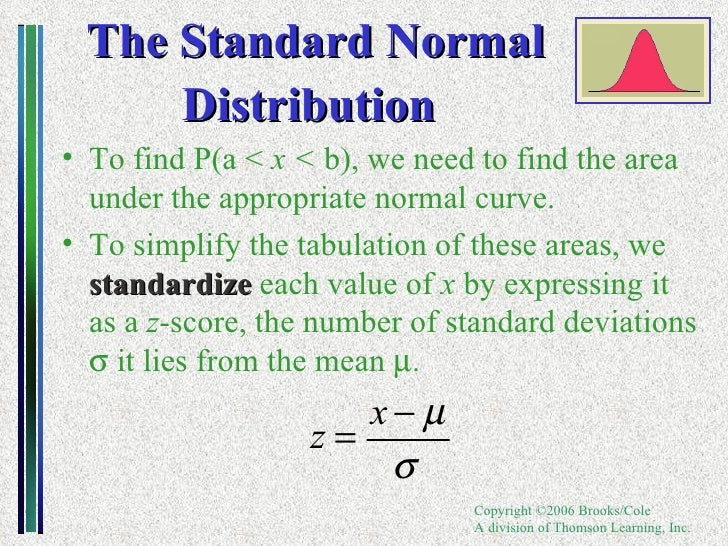 how to find normal probability