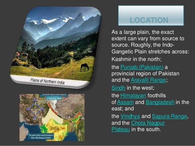plains of india information