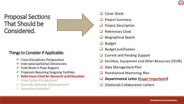 An Overview of the NSF CAREER, Broader Impacts, and