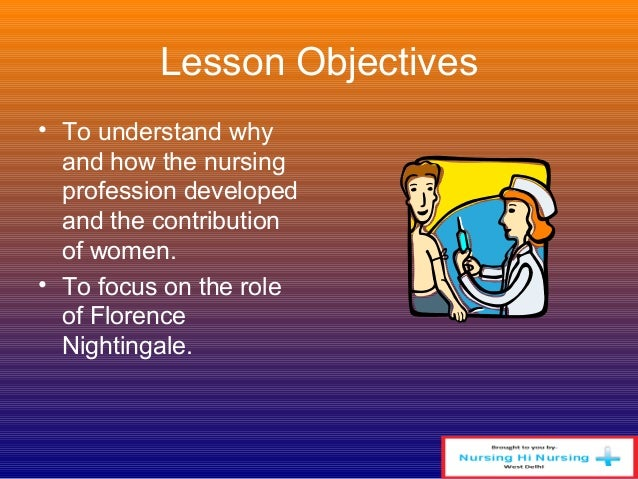 why nursing professionals are important Nursing theory: its importance to  this article aims to identify why nursing theory is important in  managers and other healthcare professionals to recognise.