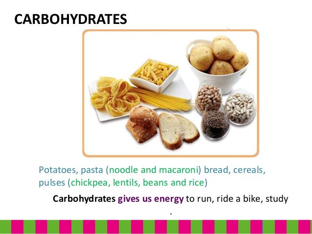 The Nutrients In The Food