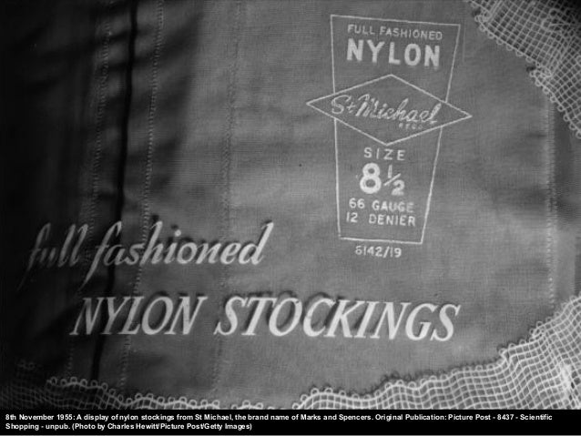 Testing Nylon Had Entered