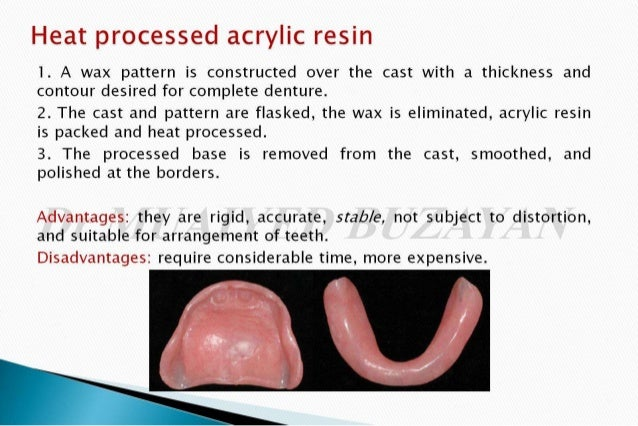The Occlusal Rims And Record