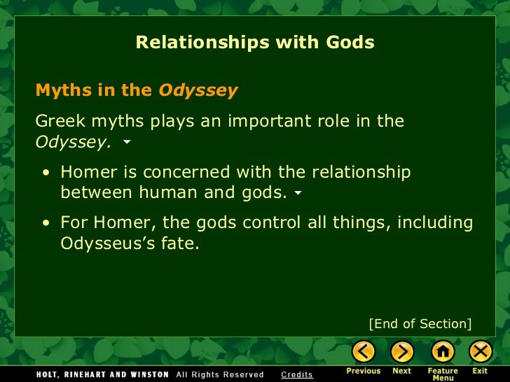 an analysis of the significant role of heroism in the odyssey by homer The story of the odyssey was written by the great epic poet homer  odysseus  is the protagonist or main character and the hero of this epic poem  humans,  and also giants, all of which play dominate roles in his development  of the work  as characters in modern novels and stories do (sparknotes 1.