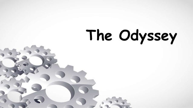 the odyssey an analysis Together with its companion poem the iliad, the odyssey describes the action   read a character analysis of odysseus, plot summary, and important quotes.