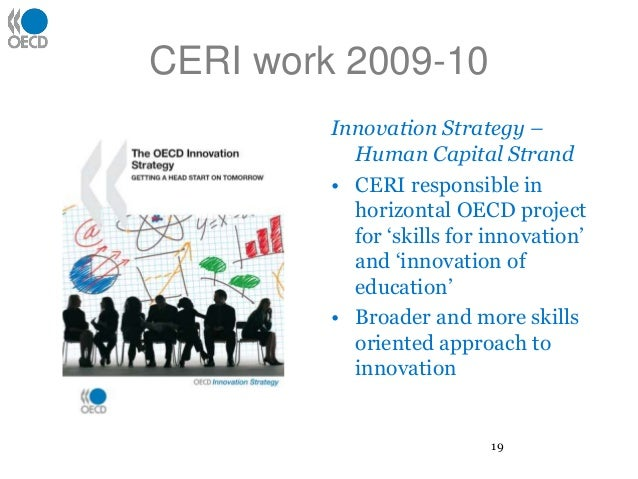 Innovative Classroom Strategies For Effective On Educational Transaction : The oecd centre for educational research and innovation