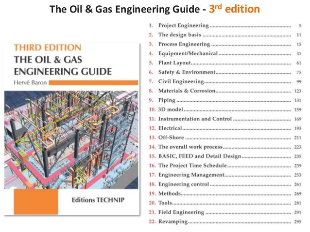 The Oil & Gas Engineering Guide - 3rd edition Slide 2