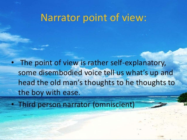 man vs nature the old man and the sea Describe the conflict type from the old man in the sea (man vs self, man vs man, or man vs nature.