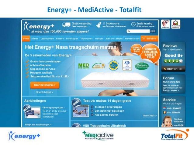 Energy+ - MediActive - Totalfit
