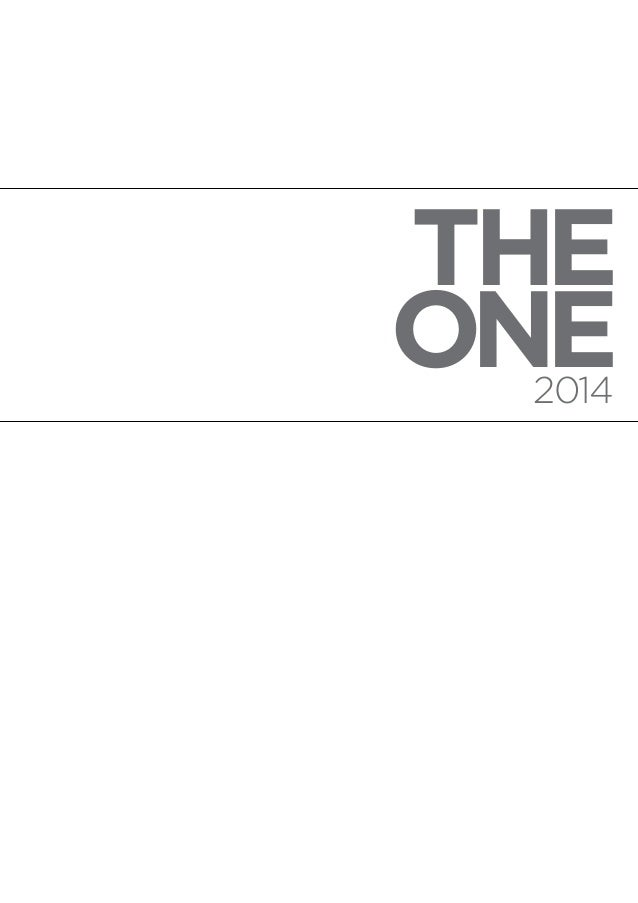 the one 2014