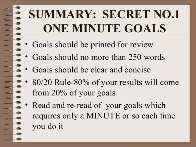 """essay on one minute manager The second is the """"one minute praisings"""" here the effective leader/manager (think about differences between a manager and a leader) catches the subordinate when he does the right things towards the goal."""