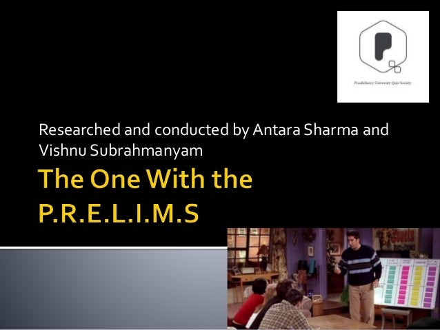 Researched and conducted by Antara Sharma and Vishnu Subrahmanyam