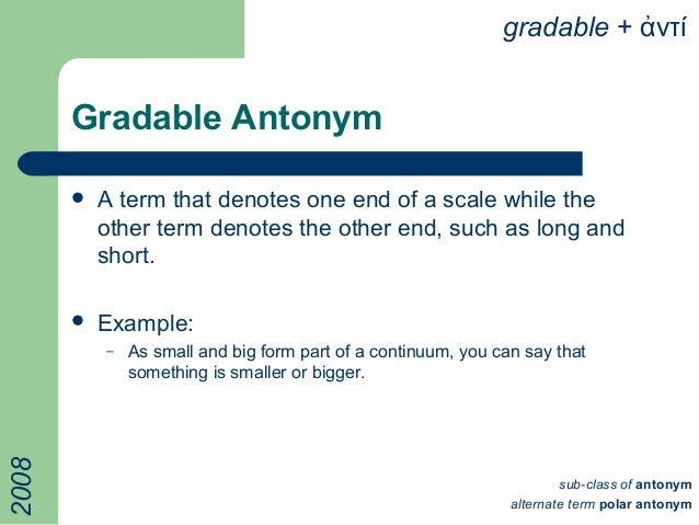 Printables 50 Examples Of Antonyms the onomyicon 62 gradable antonym