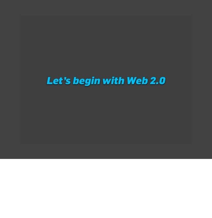 The Open, Social Web (N2Y4) Slide 3
