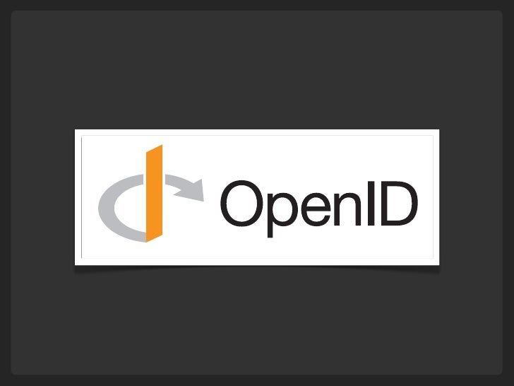 OpenID Usability
