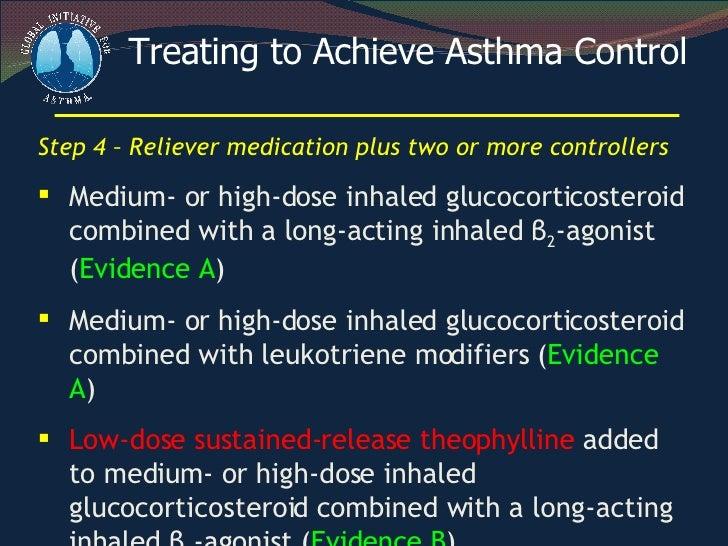 medium dose inhaled corticosteroids examples