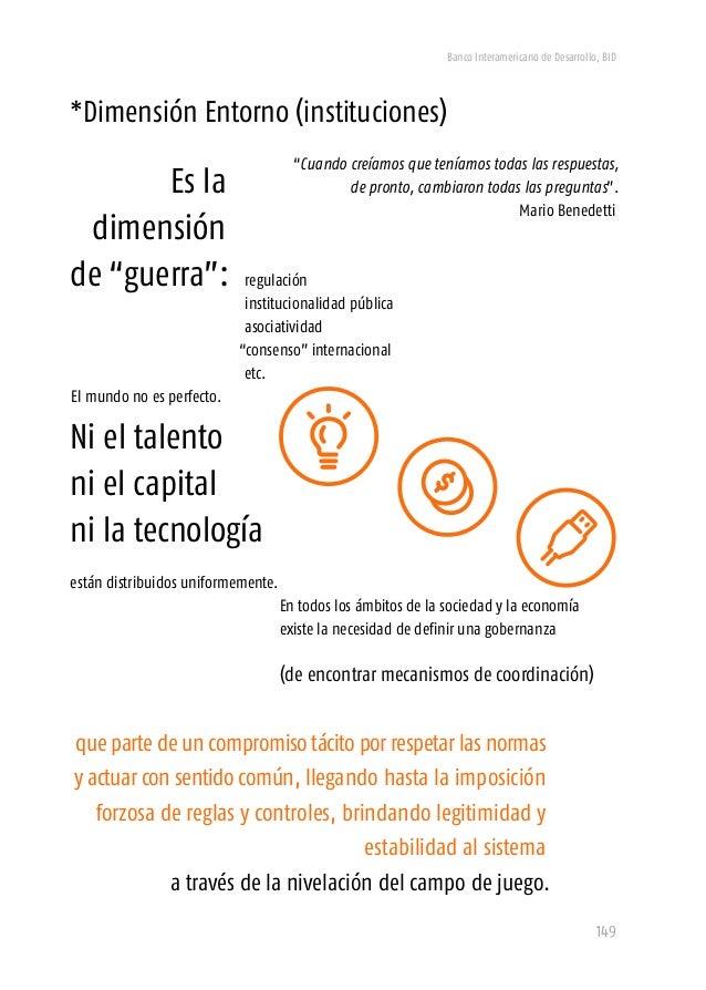 """Banco Interamericano de Desarrollo, BID 151  Cadena de Valor Naranja """"Nunca he podido entender por qué una persona se pasa..."""