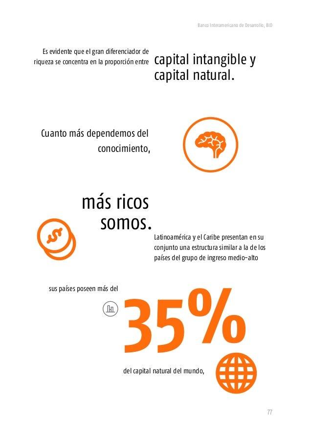 Banco Interamericano de Desarrollo, BID 79 Enfrentamos el reto de Necesitamos retener, atraer, capturar y reproducir el ta...