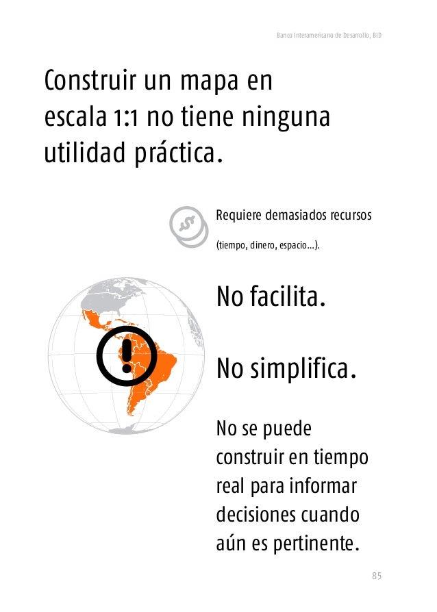 Banco Interamericano de Desarrollo, BID 87 Algunas son de carácter técnico, a saber: (y el consiguiente subregistro en los...
