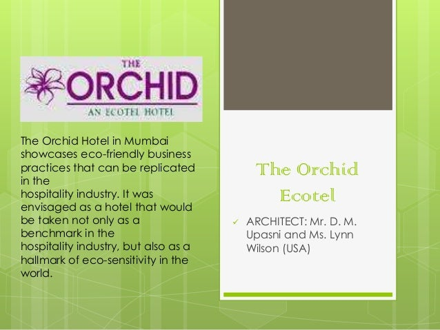 The Orchid Ecotel Worli
