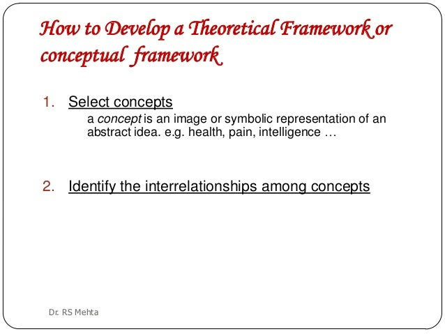what is theoretical framework in research pdf