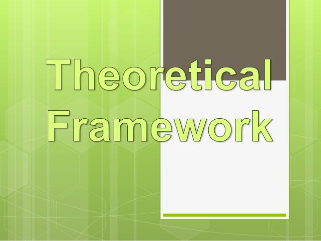 Theories are constructed in order to explain, predict and master phenomena (e.g. relationships, events, or the behavior). ...