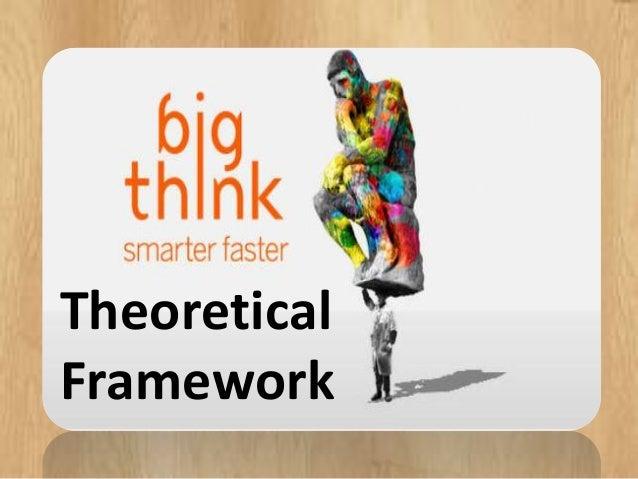Th Theoretical Framework