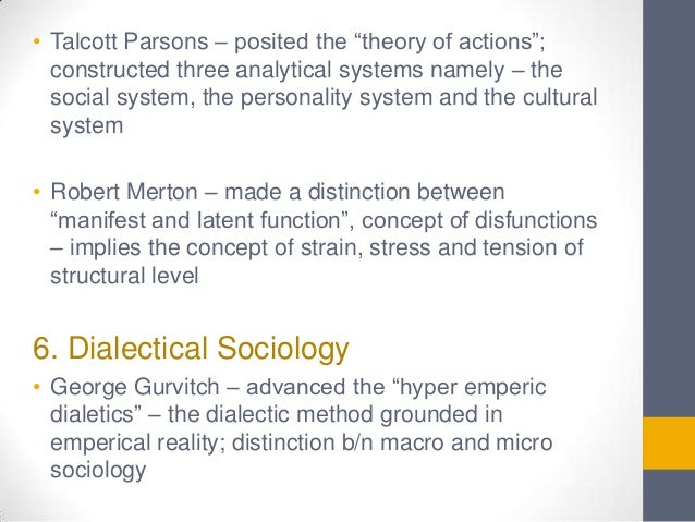 sociological theoretical paradigms The merriam-webster online dictionary defines this usage as a philosophical and theoretical  paradigms and paradigm  sociological importance of paradigms,.