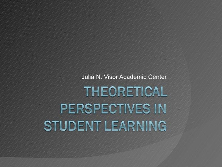 Julia N. Visor Academic Center