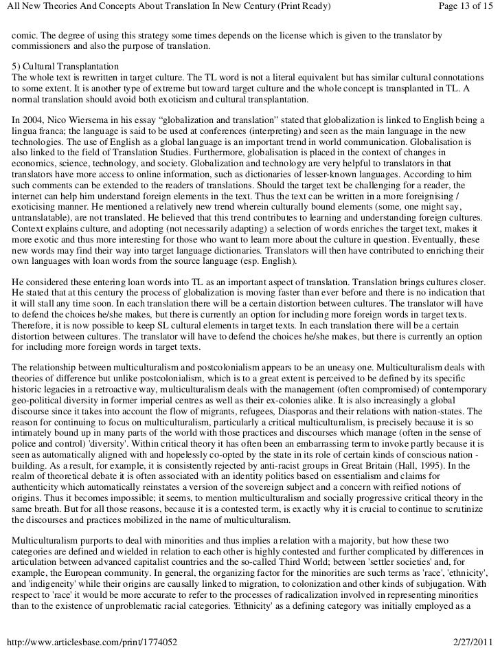 All New Theories And Concepts About Translation In New Century (Print Ready)                                      Page 13 ...