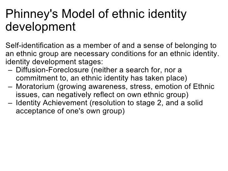 Phinney Ethnic Identity Development 41