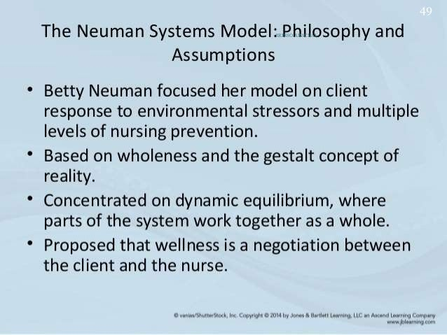 weakness and strenght of betty neuman theory Theories, conceptual models and concepts applied to community health nursing - powerpoint ppt presentation.