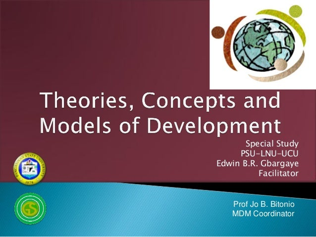 six theoretical models of development and Major career development theories: theory/models of career development: directed study of career development theory numerous resources including.