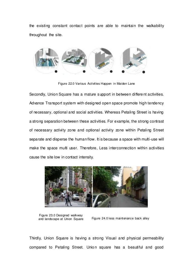 urbanism essay