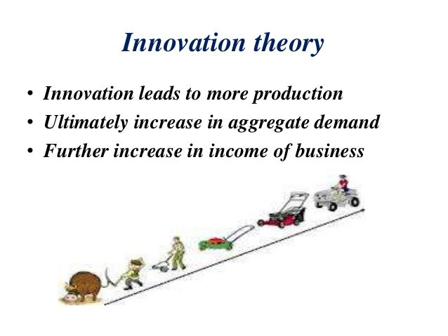 innovation theory of business cycle