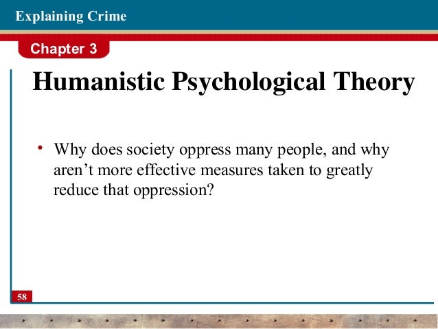 tracing theoretical approaches to crime and Positivism is a theory of knowledge which states that science is based upon theories that have been derived solely upon empirical evidence the positivist theory approach to crime consists of three major features which include biological, psychological and social positivism.