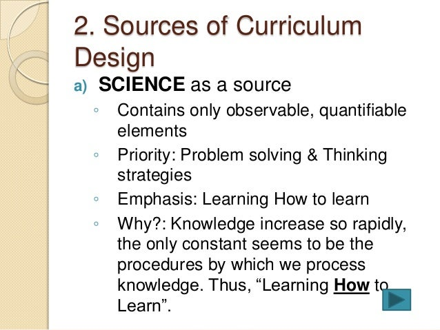 curriculum theories Current theories related to early childhood education and preschool as frames of  these theories and makes an  the newest national preschool curriculum was.