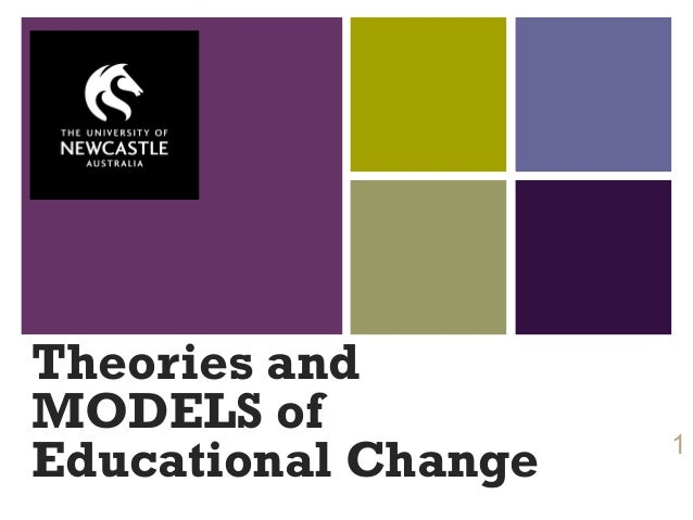 education change theories Theories of education historically sociologists and educators debate the function of education three main theories represent their views: the functionalist theory, the conflict theory, and the symbolic interactionist theory technology and social change environmentalism and.