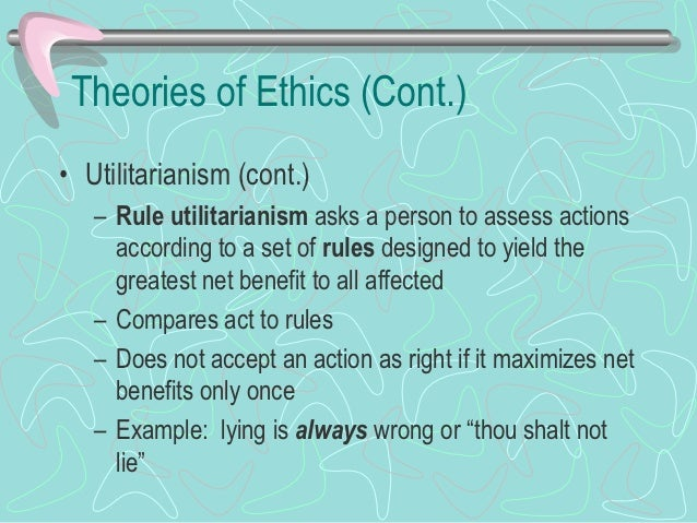 theories of ethics Ethics the field of ethics (or moral philosophy) involves systematizing, defending, and recommending concepts of right and wrong behavior philosophers today usually divide ethical theories into three general subject areas: metaethics, normative ethics, and applied ethics.