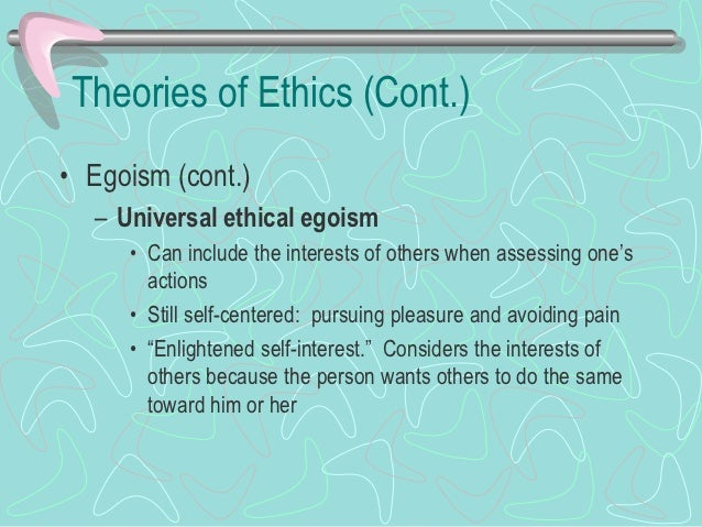 Theories of Ethics (Cont.)• Questions from the ethical theories   – Utilitarianism: does the action yield the greatest    ...