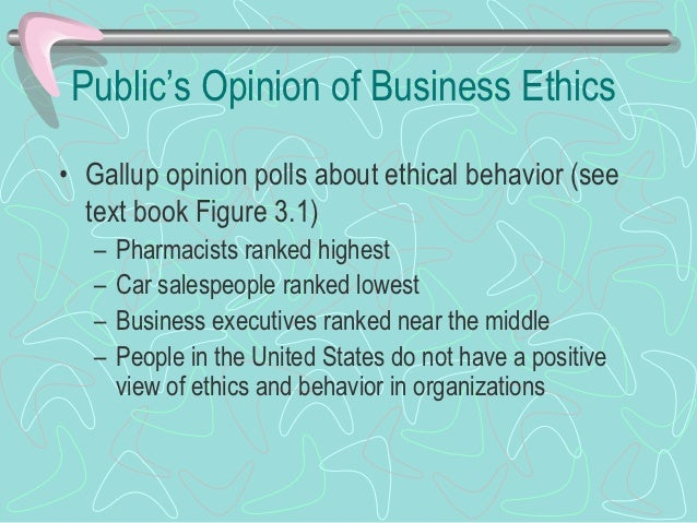 Business Ethics: What Does It Really Mean?                   Definitions• Ethics involves a discipline that examines good ...