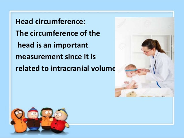 Thoracic diameter: Chest measurements increase as the child grows & the shape of the chest changes. At birth the transvers...