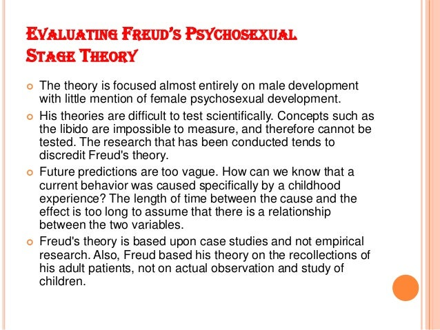 freuds theory of human development