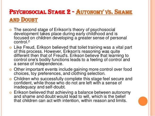essay questions child development