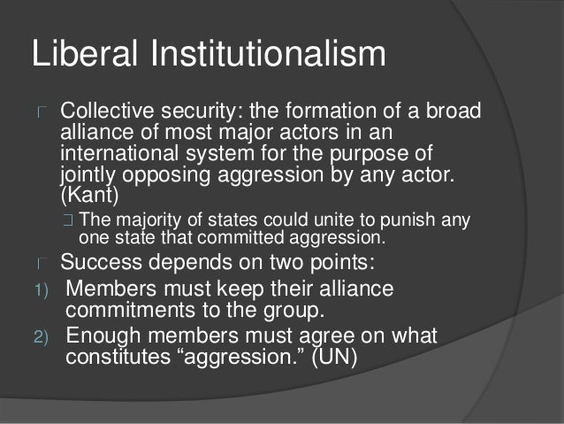 international relations the collective goods problem Solves the collective goods problem by establishing a power hierarchy in which  those at the top control those below - a bit like a government.